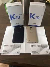 Смартфон телефон Lg K10