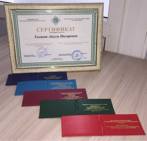 Сертификат, корочки, протокол Безопасность и охрана труда БиОТ