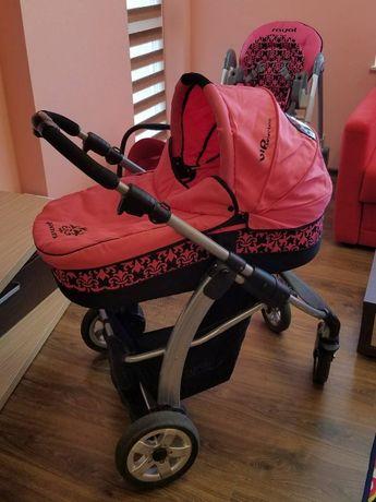 Комбинирана детска количка Чиполино Джема 3 в 1