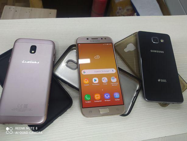 По даступном ценам Samsung J3,J5 2017г и А5 2016г