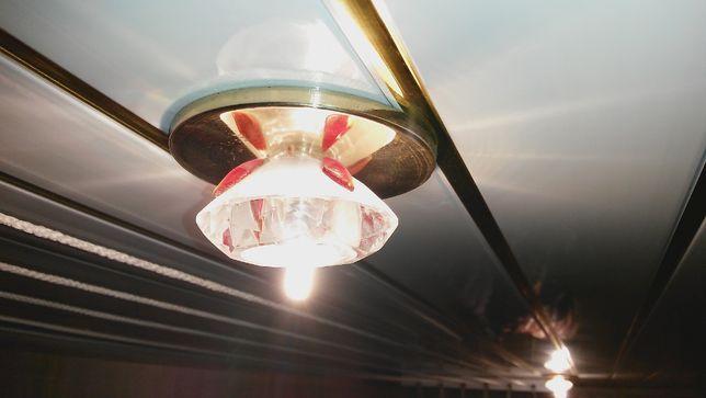 Светодиодная лампочка G4.для сафит на люстры на 220в.AC/Тёплый свет.6w