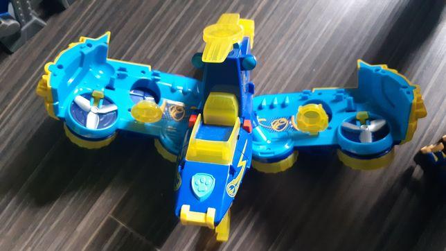 Patrula catelusilor-Avion transformer