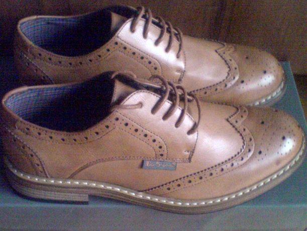 Pantofi Ben Sherman Triumph stil Brogue 40EU