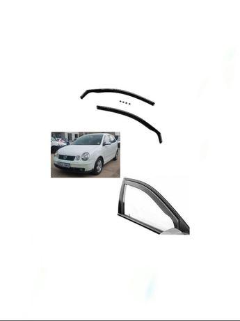 Ветробрани VW Polo (2002-2009) 3 врати-  (2бр. в комплект)