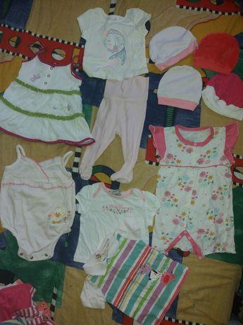 Lot haine vara, 0-3 luni fetita!
