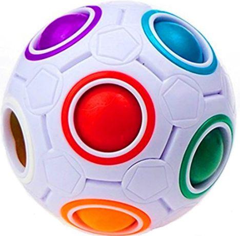 Магическа Стрес Топка Рубик Rainbow Ball Magic Rubik Fidget Cube