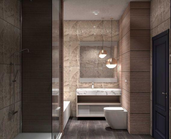 Дизайн проект под ключ. Интерьер квартир, домов. Помощь в реализации