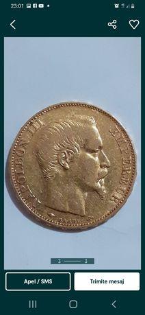 Moneda aur 20 franci