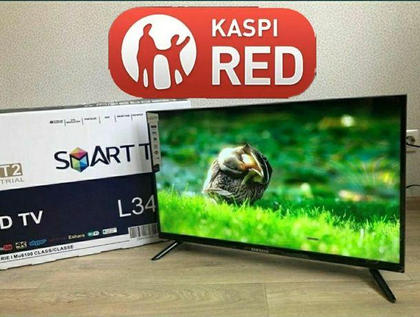 Smart Новый Samsung  отау тв запечатоный с гарантией телевизор 81см