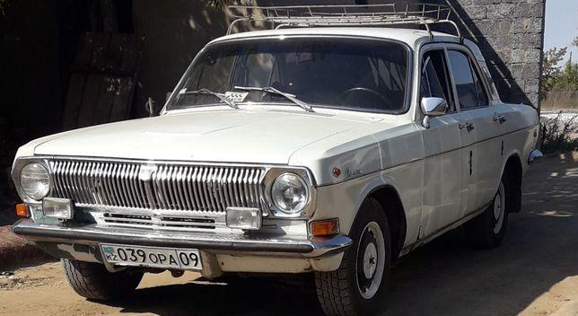 Волга ГАЗ24 автомобиль 1973г