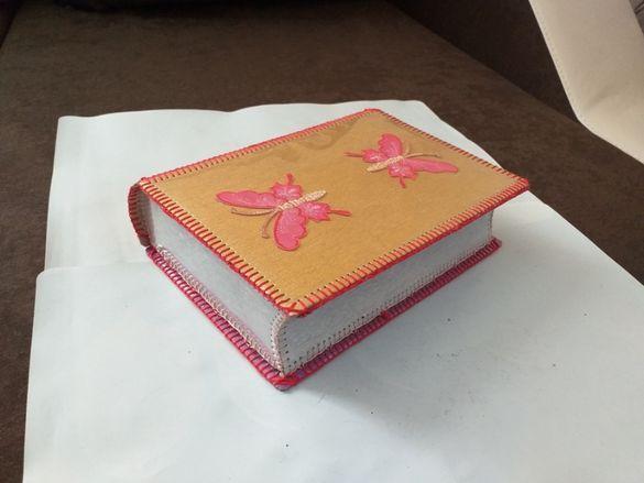 Кутия за бижута или козметика