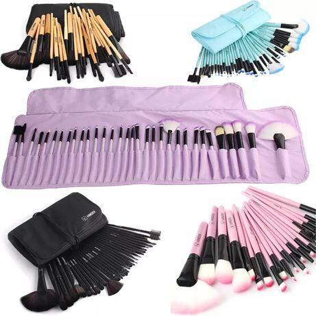 Set pensule make-up 32 piese