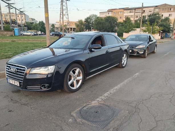 Audi A 8 long  accept si variante