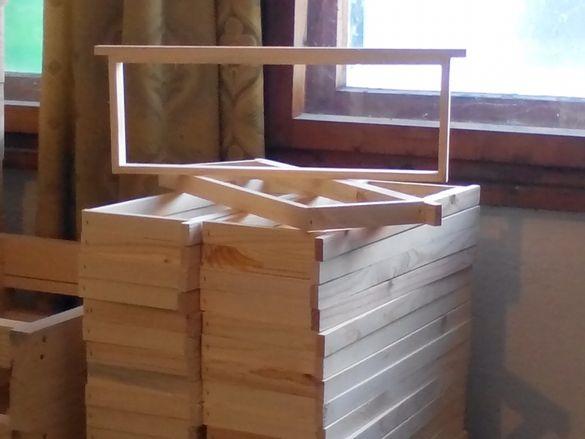 Пчелни рамки