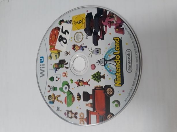 Joc Wii Nintendoland Lazar Amanet Crangasi 32991