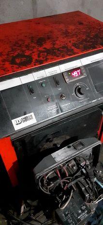 Centrala termica cu tot cu arzator automat pe ulei uzat