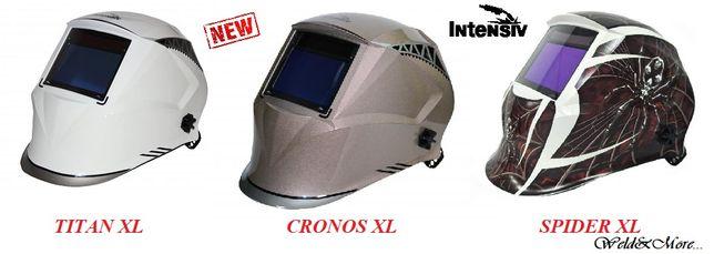Masca sudura Profesionala cu 4 Senzori TITAN XL/CRONOS XL/SPIDER XL