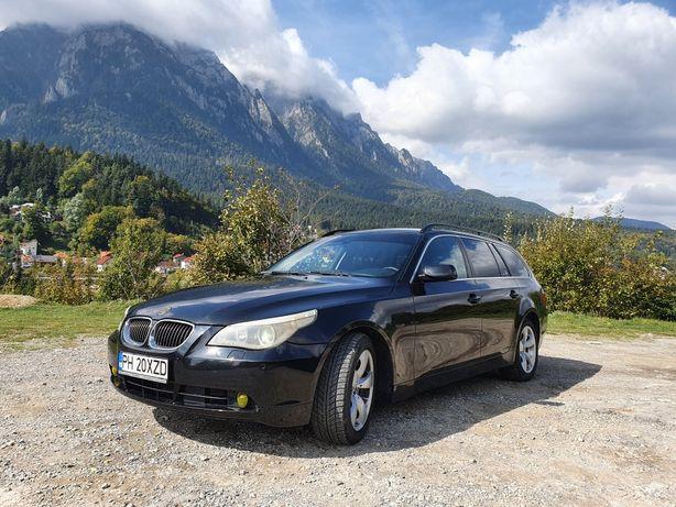 Vând BMW seria 5 , e 61