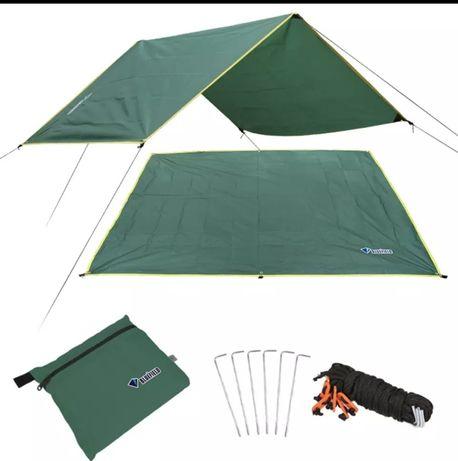 Prelată cort, umbrar, adăpost ploaie, soare pt camping sau plajă