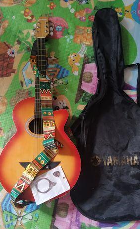 Гитара хорошего качества