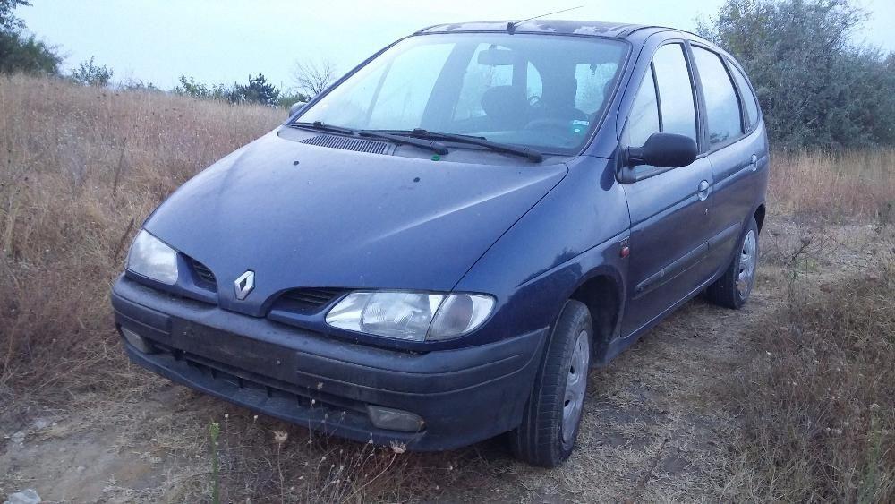 Renault megane scenic-Рено Сценик 1.6-2.0 .на-части