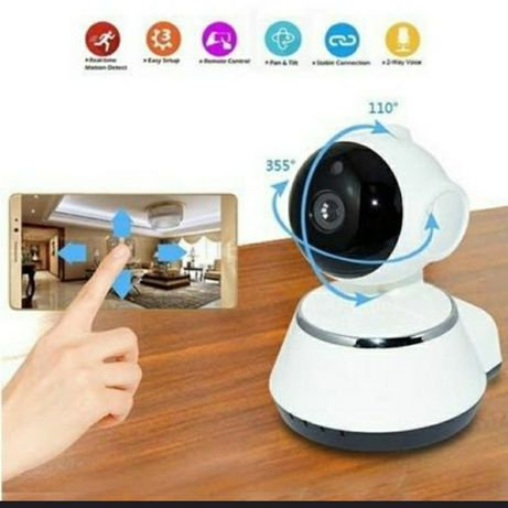 Camera wireless home security