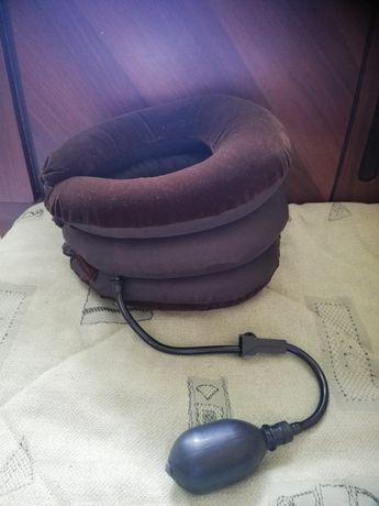 Вытягивающая ортопедическая подушка для шеи