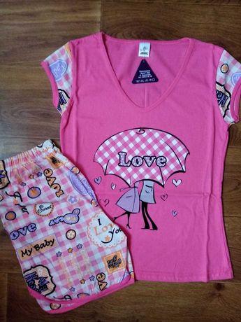 Дамска лятна пижама S-XL