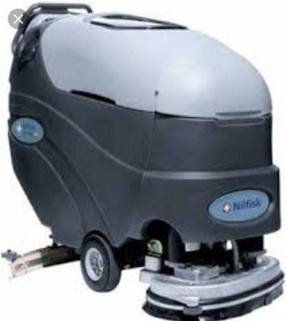 Машина за почистване на под на батерии - Nilfisk BA 725 / ЛИЗИНГ