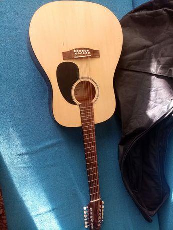 Продам гитару 12струн