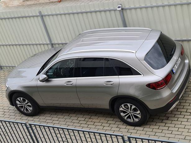 Mercedes GLC 200 4M hibrid 211 CP, Multibeam LED, garantie martie 2023