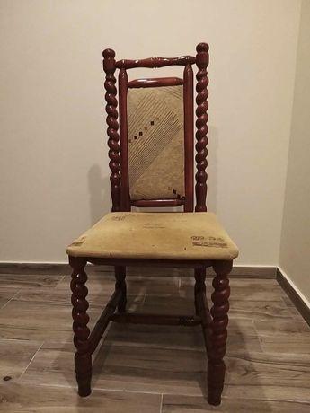 Дървени столове