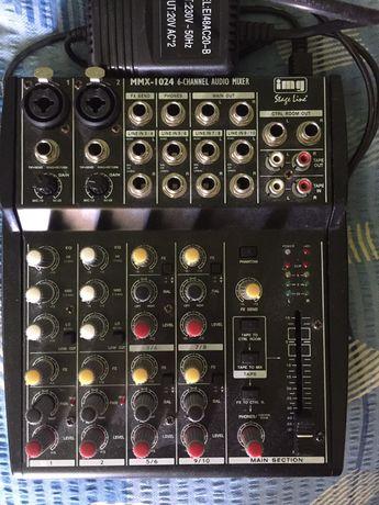 Mixer Stage Line MMX-1024