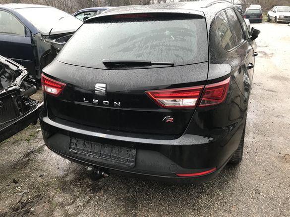 Seat Leon 1.4tsi 150к.с 2015г на части