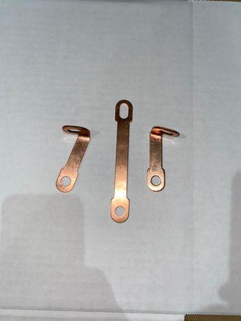 Conector din cupru de legatura solenoid cu troliu auto