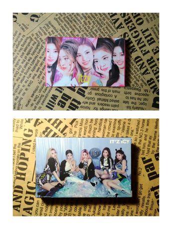   K-POP карточки ITZY   Lomo cards   Ломо-карты   Стафф  