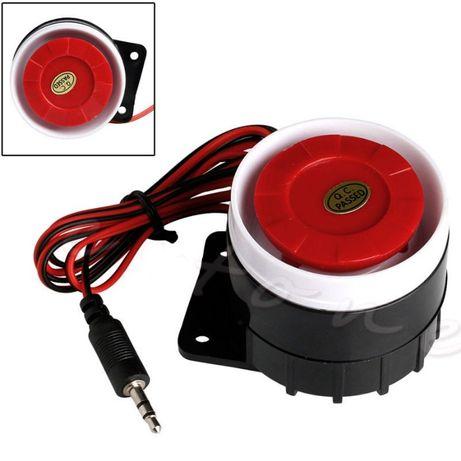 Sirena piezoelectrică sistem de alarma 120dB