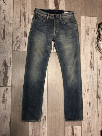 Blugi Armani Jeans Originali slim fit J04 unisex