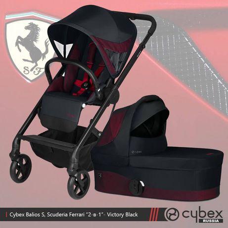 Cybex Ferrari black