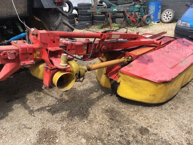 Coasa rotativa Pottinger Cat 186, 1.85 m latime, hidraulic, 2 talere