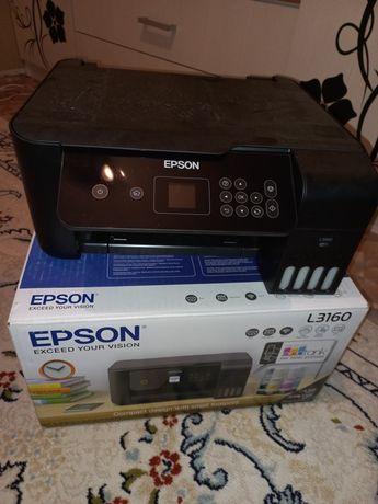 Продаю Epson принтер