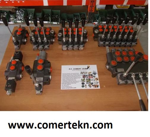 Distribuitor hidraulic distribuitoare hidraulice 40-80-120 litri