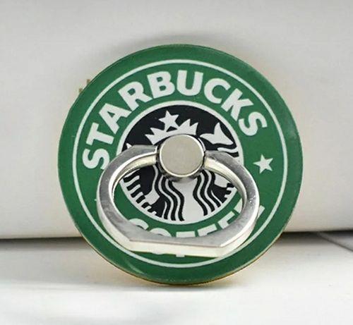 Кольцо на телефон Starbucks
