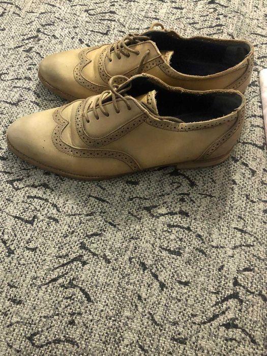 Pantofi barbat Massimo dutti Curtea de Arges - imagine 1