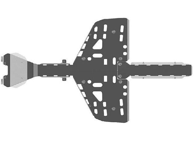 Scut Protectie ATV Can-Am G1 Outlander MAX