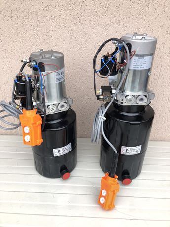 Pompa basculare electrica 12 v,iveco,lt,nissan,remorca