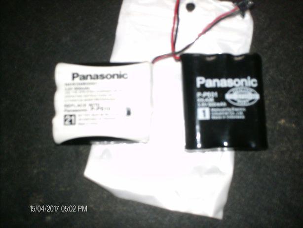 Продам аккумуляторы Panasonic для радиотелефона.