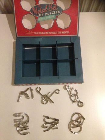 puzzle metalic