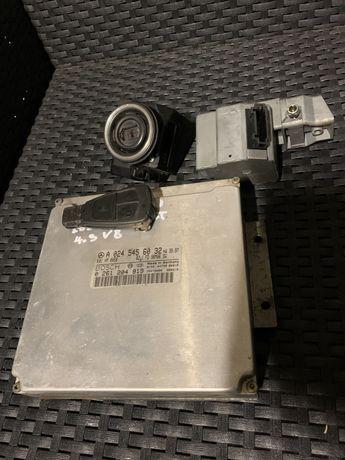 Kit pornire Mercedes w210 E430 v8 1999 automat