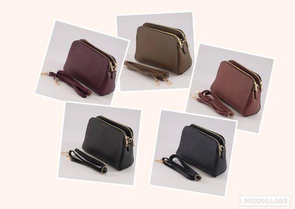 Дамски чанти от качествена еко кожа